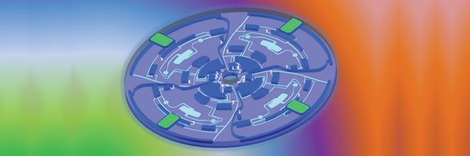 CD microfluidics