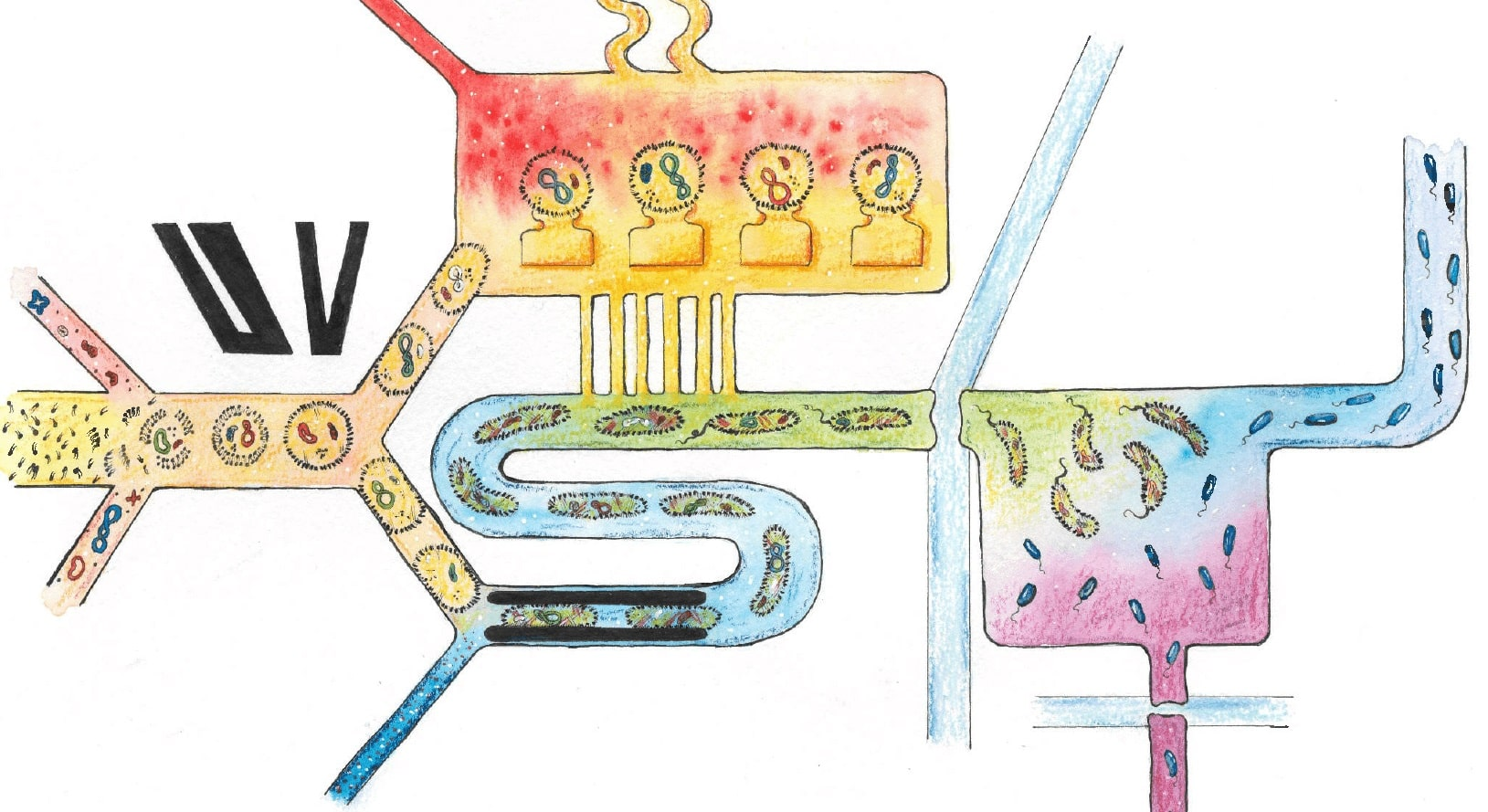 How could microfluidic techniques be used to improve artificial cell development?