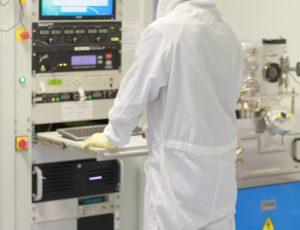 DRIE microfluidics