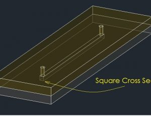 Microfluidic-channel-cross-section